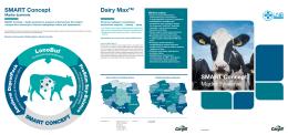 SMART Concept Mądre żywienie SMART Concept Dairy Max™