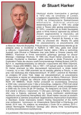 dr Stuart Harker