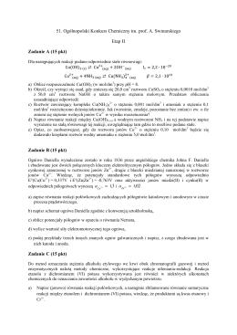 pobierz  - Konkurs Chemiczny im. prof. Antoniego Swinarskiego
