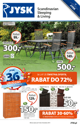 RABAT DO 72% - UpolujPromocje.pl