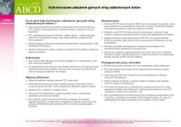 Kaliciwirusowe zakażenie górnych dróg oddechowych kotów