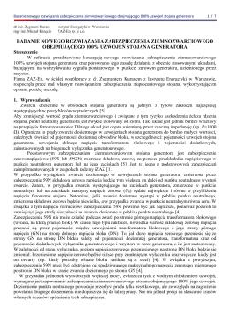 Pełny tekst referatu - ZAZ