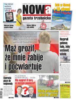 Nowa Gazeta Trzebnicka nr 22