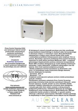 AutoClear Dynavision