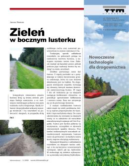 Artykuł w Magazynie Infrastruktura 11/2008