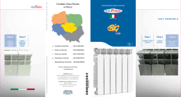 Fondital i Nova Florida w Polsce