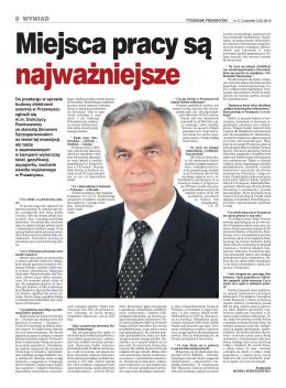 8 WYWIAD - Powiat Przasnysz
