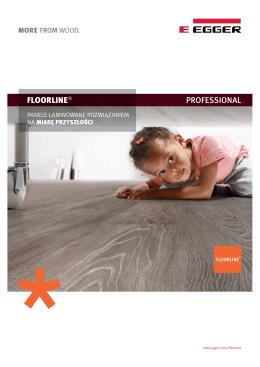 floorline® PRofESSional - drzwi
