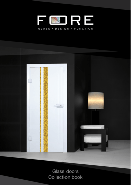 Glass doors Collection book