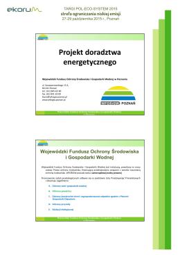 Ogólnopolski system wsparcia doradczego dla sektora publicznego