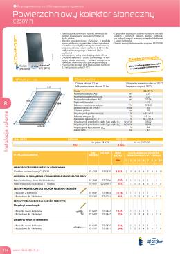 Kolektor C250V PL