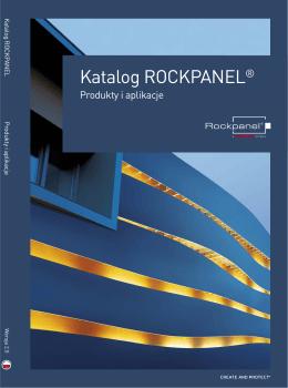 ROCKPANEL Katalog