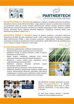 PartnerTech Poland