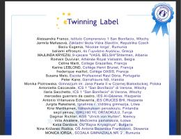 Certyfikat 4th - Zespół Szkół w Wilamowicach