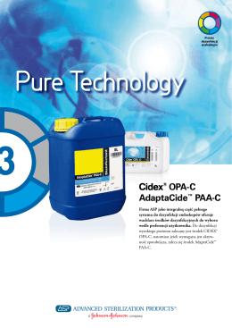 OPA-C AdaptaCide™ PAA-C