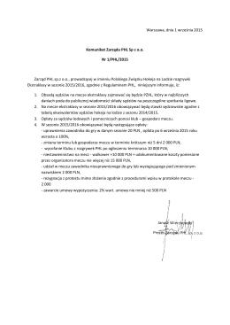 Komunikat_1_PHL_2015