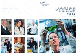 Pobierz Raport - 94 kB - Fundacja na rzecz Nauki Polskiej