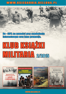katalog klubu książki militaria