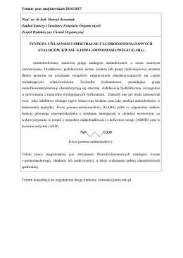 Prof. zw. dr hab. Henryk Koroniak