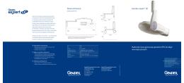Dane techniczne Gendex expert® DC Nadeszła nowa generacja