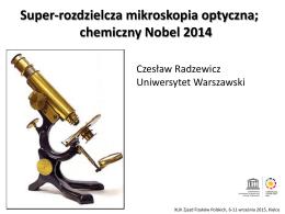 Pobierz wykład [PDF - 6.1 MB] - 43 Zjazd Fizyków Polskich, Kielce