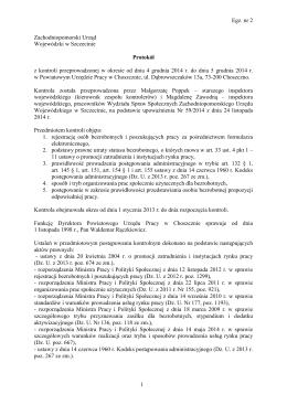Nr230 - PUP Choszczno protokół