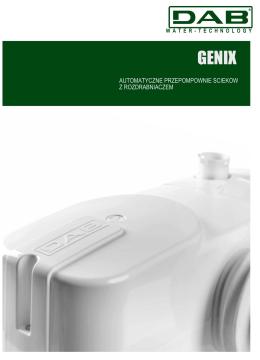 Genix Informacja techniczna PL