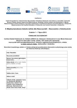 Formularz_rekrutacja 2015