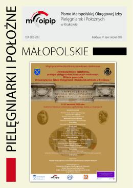 Małopolskie Pielęgniarki i Położne
