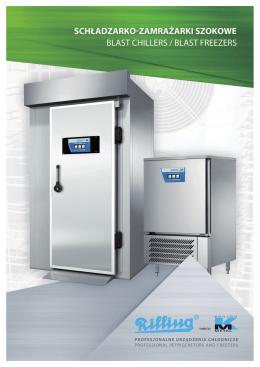 profesjonalne urządzenia chłodnicze professional