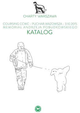 KATALOG - Charty w Warszawie