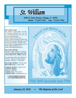 St. William - Amazon Web Services