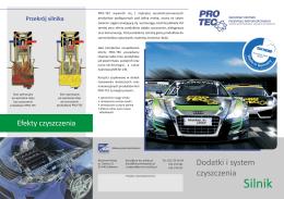 produkty do silnika