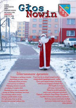 Głos Nowin grudzień 2012