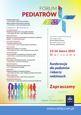 Forum_Pediatrow_2015_program_v2