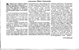 Koulhaasz (czyt.: Kolhas) w miejsce