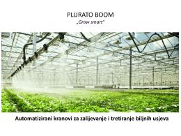 PLURATO BOOM - AgroKlub.com