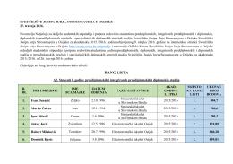 A2 - Stipendije studentima I. godina preddiplomskih i integriranih