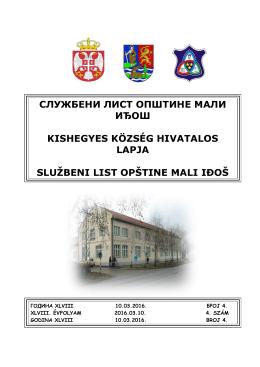 slsomi-2016-04 - Opština Mali Iđoš