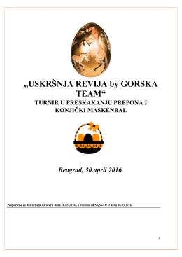 preuzmite u pdf formatu - Savez za Konjički sport Srbije