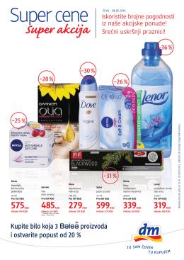 Preuzmi - DM Drogerie Markt