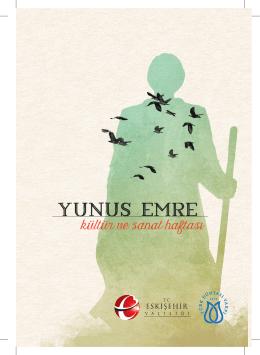 yunus emre - Eskişehir Valiliği