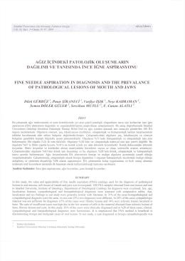 PDF ( 0 ) - İstanbul Üniversitesi