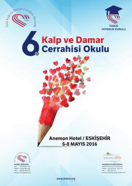 Kalp ve Damar Cerrahisi Okulu - Türk Kalp ve Damar Cerrahisi