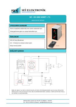 incele - Sei Elektronik
