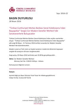 Türkiye Cumhuriyet Merkez Bankası Sanat Koleksiyonu