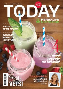 větší - Herbalife Today Magazine