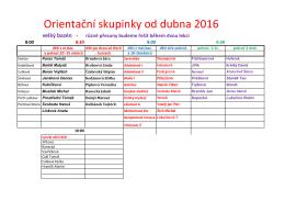 NOVY-pokročilí + začátečníci duben 2016 velký bazén-NOVÝ