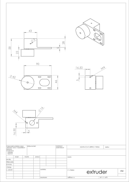 extruder - RepRap Obchod