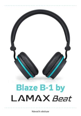 Blaze B-1 by - LAMAX Electronics